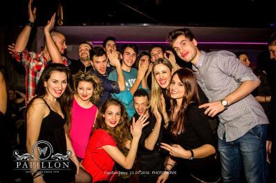 Amici del Musical on the dancefloor 2