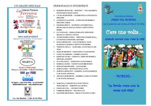 Pieghevole C ERA UNA VOLTA - page001