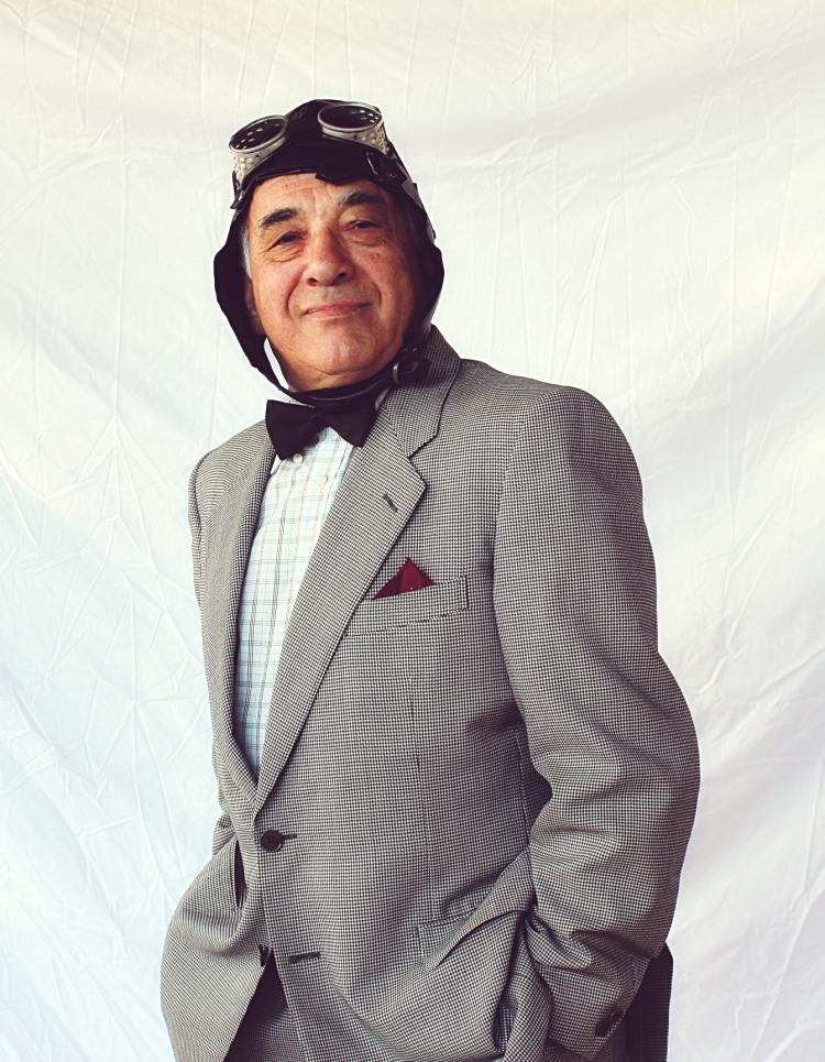 Vasco Portrait